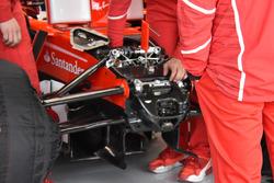 Ferrari SF70H, front