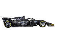 2018 FIA Formula 2 car