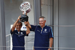 Alain Prost, Jean Paul Driot of eDAMS
