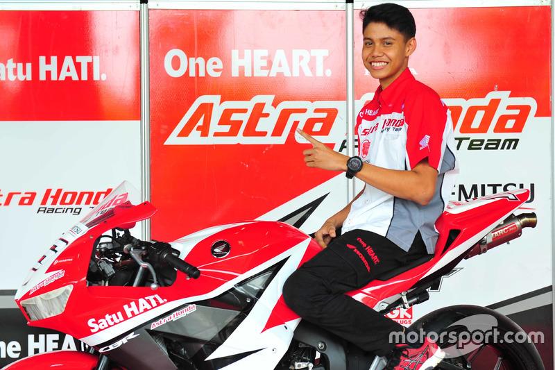 Irfan Ardiansyah, Astra Honda Racing Team