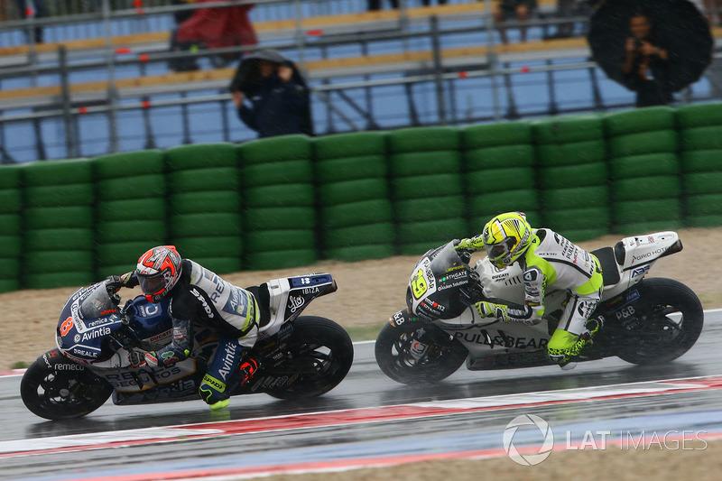 Alvaro Bautista, Aspar Racing Team, Hector Barbera, Avintia Racing