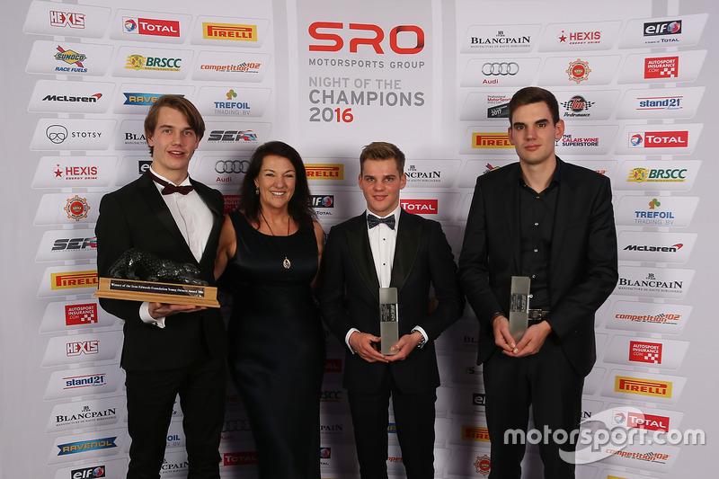 Jules Szymkowiak: Sean Edwards Trophy
