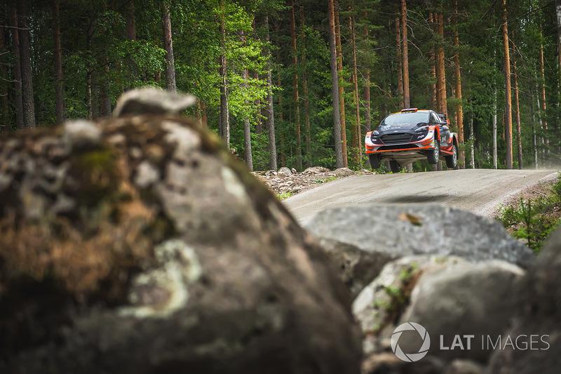Мадс Остберг, Торстейн Еріксен, Ford Fiesta WRC