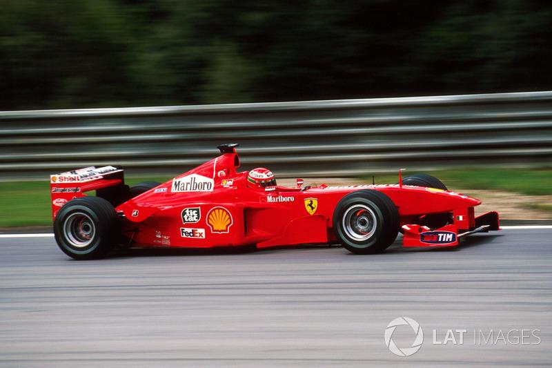 GP Europa 1999: ¿Y mis neumáticos?