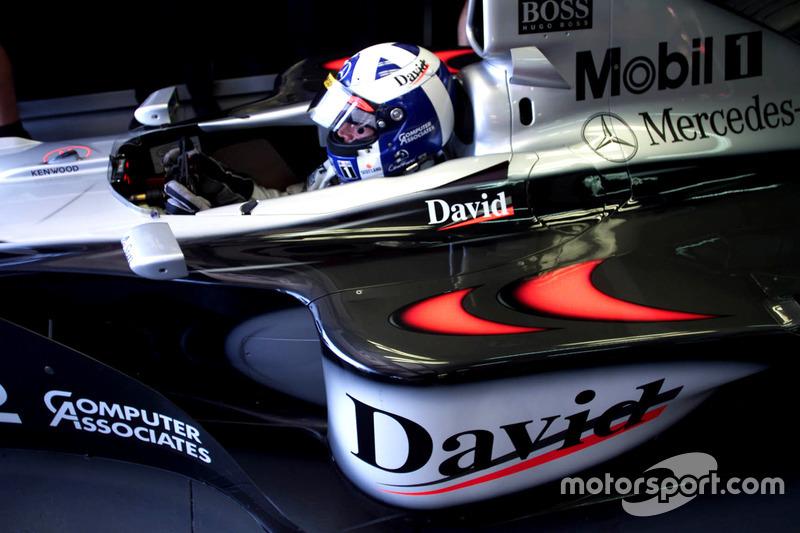1999. Подіум: 1. Девід Култхард, McLaren-Mercedes. 2. Міка Хаккінен, McLaren-Mercedes. 3. Хайнц-Харальд Френтцен, Jordan-Mugen Honda