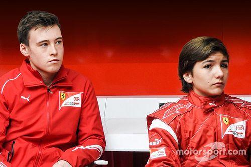Annonce Ferrari Driver Academy