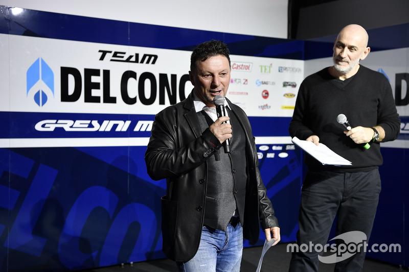 Fausto Gresini, Team Manager Gresini Racing Team