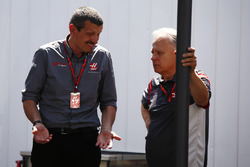 Guenther Steiner, Team Principal, Haas F1 Team, Gene Haas F1 Team, Owner and Founder, Haas F1 Team