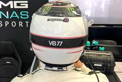 Valtteri Bottas, Mercedes AMG F1 con el lema #BillyWhizz