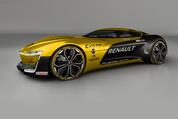 Renault Trezor im Renault-Design