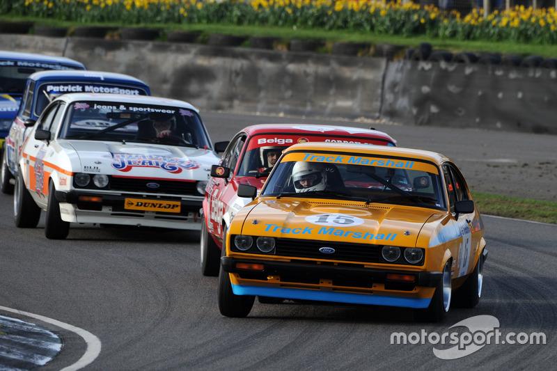 Gerry Marshall Sprint; Peter Ratcliffe, Capri