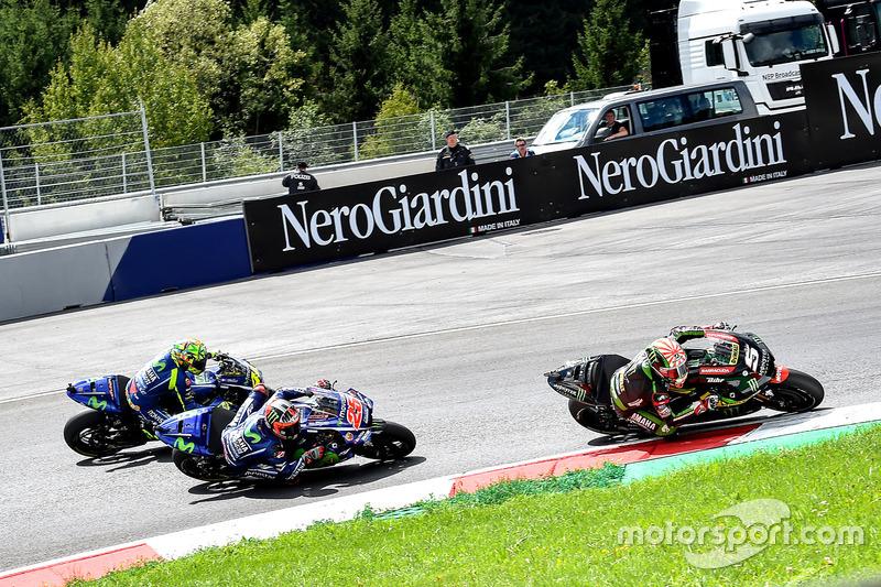 Жоанн Зарко, Monster Yamaha Tech 3, Маверік Віньялес, Yamaha Factory Racing