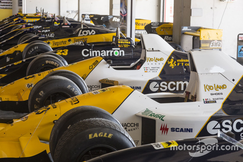 Minardi Historic Day