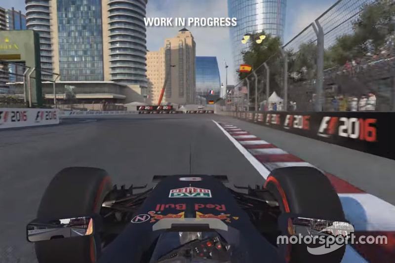 Ricciardo F1 2016