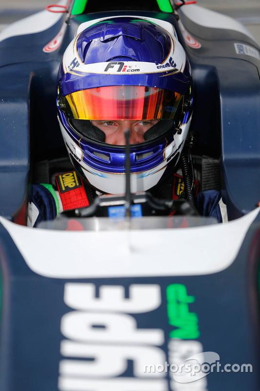 Louis Gachot, US Racing