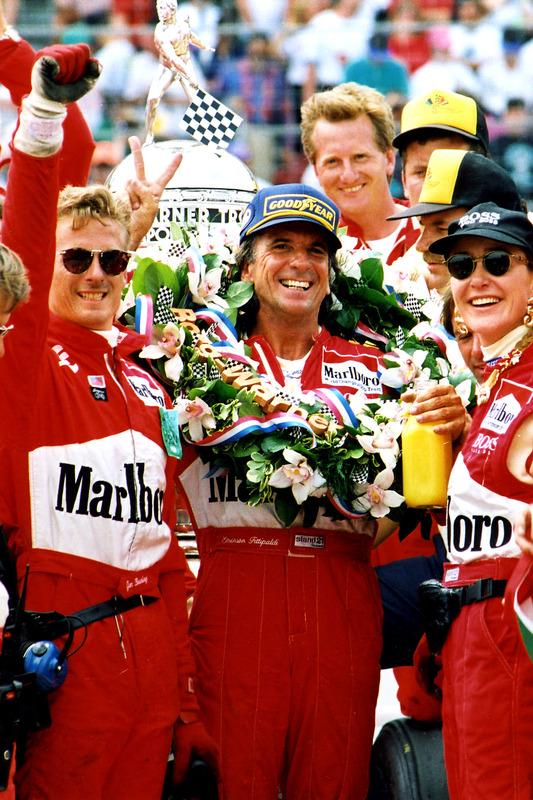 Победитель 1993 года: Эмерсон Фиттипальди