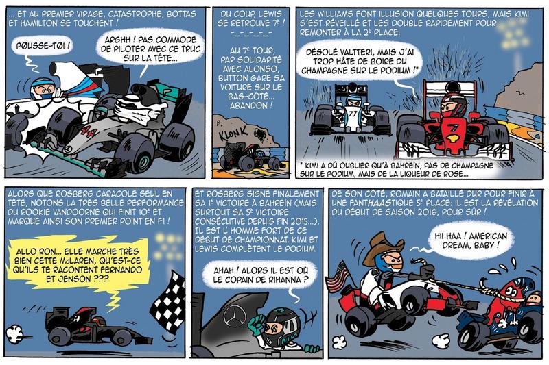Le GP de Cirebox - Bahreïn 3