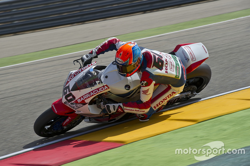 Michael van der Mark – DNF / 7. Platz: