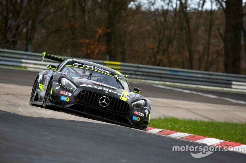 #31 HTP Motorsport, Mercedes-AMG GT3