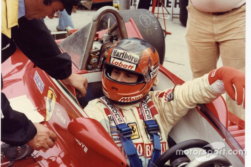1979: Гран При Франции, Ferrari 312T4