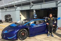 Simone Pellegrinelli, Imperiale Racing