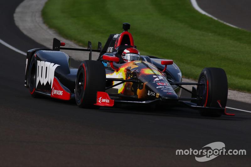 Квалификация Indy 500