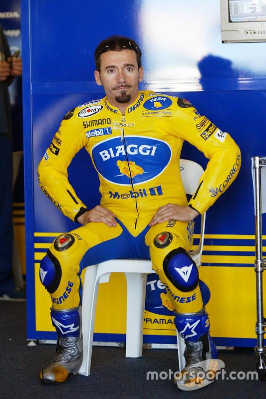 Max Biaggi, Pramac Pons