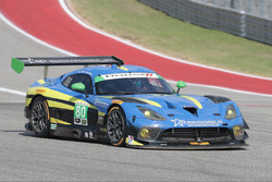 #80 Lone Star Racing, Dodge Viper GT3-R: Dan Knox, Mike Skeen