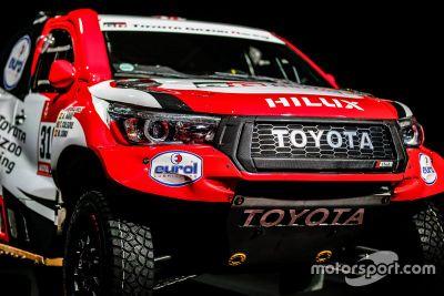 Toyota Gazoo Racing announcement