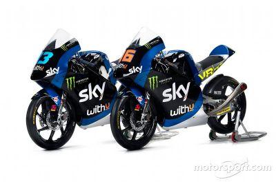 Présentation du Sky Racing Team VR46