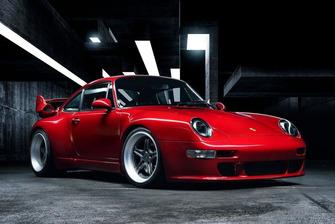 Porsche 993 400R