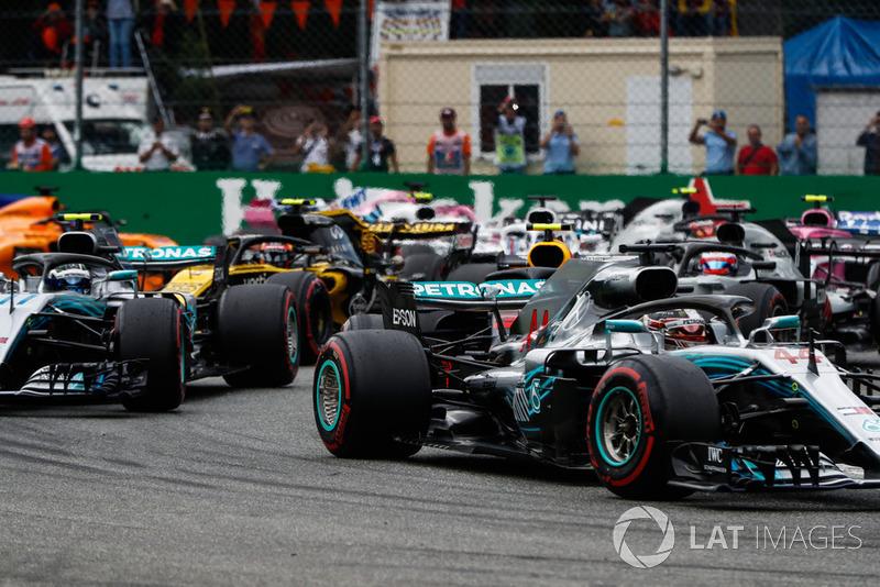 1. Льюіс Хемілтон, Mercedes AMG — 256