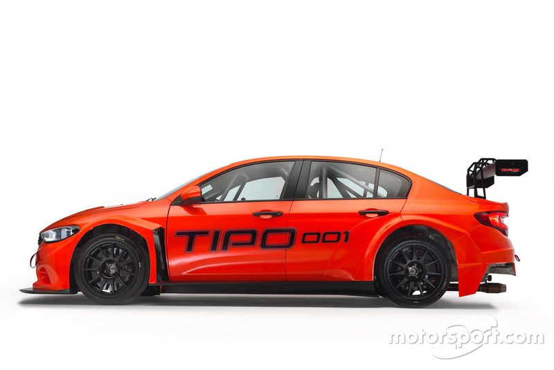 Fiat Tipo TCR