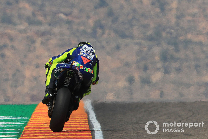 17. Valentino Rossi, Yamaha Factory Racing