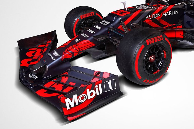 Red Bull Racing RB15 2019