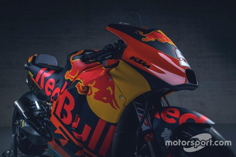 Мотоцикл Жоанна Зарко, Red Bull KTM Factory Racing