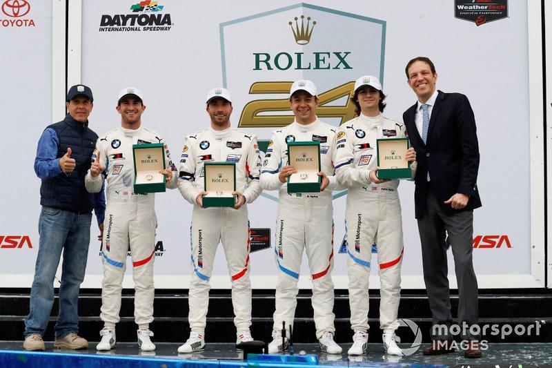 #25 BMW Team RLL BMW M8 GTE, GTLM: Аугушту Фарфус, Коннор де Філліппі, Філіпп Енг, Колтон Герта