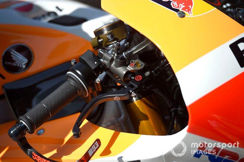 Мотоцикл Honda RC213V