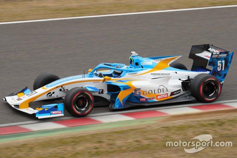 ハリソン・ニューウェイ(B-Max Racing with motopark)