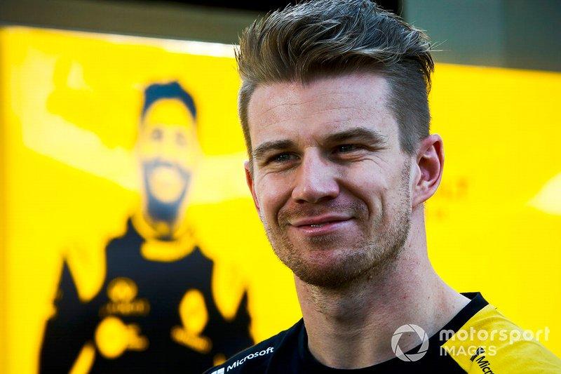 Нико Хюлькенберг, Renault F1 Team