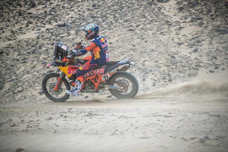#77 Red Bull KTM Factory Racing KTM: Лучано Бенавідес