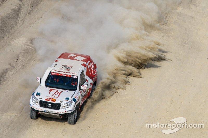 #352 Foj Motorsport: Xavier Foj, Nacho Santamaría