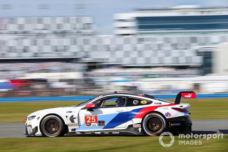 #25 Augusto Farfus, Connor De Phillippi, Philipp Eng, Colton Herta; BMW Team RLL, BMW M8 GTE (GTLM)