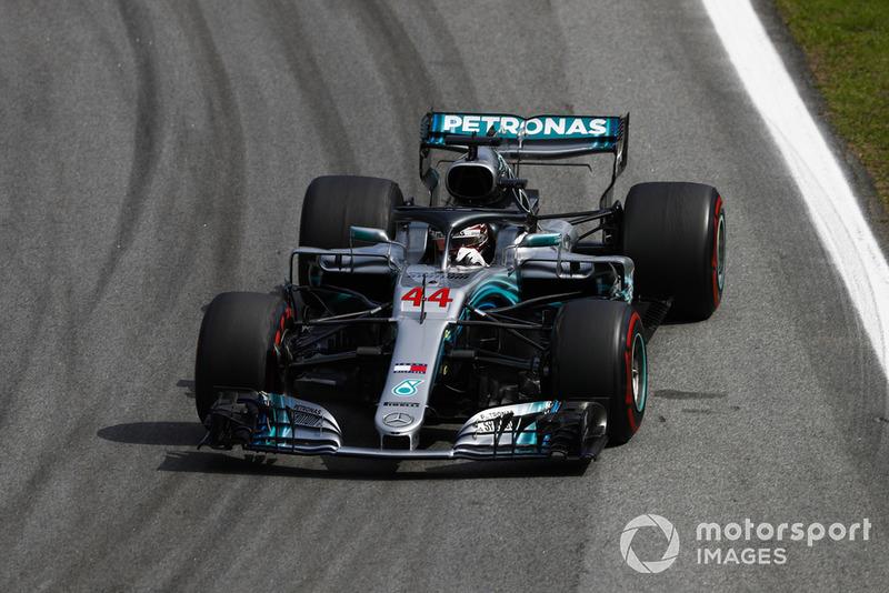 Hamilton y Mercedes celebran el título de escuderías 🏆