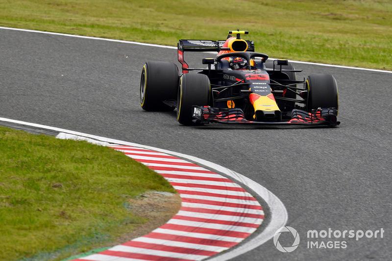 5 місце — Макс Ферстаппен, Red Bull — 230
