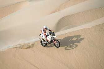 Лайя Санс, KTM Factory Racing Team, KTM 450 (№17)