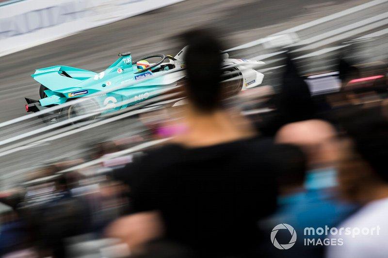 Олівер Тьорві, NIO Formula E Team, NIO Sport 004