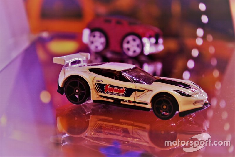 Diecast Chevrolet Corvette C7.R Hot Wheels