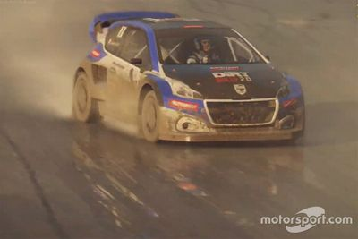 World RX Invitational 2. forduló: Montalegre