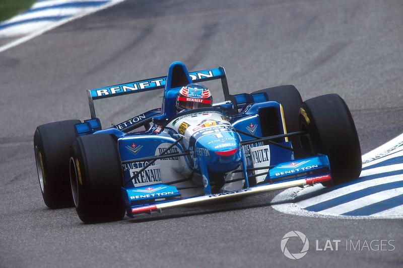 Benetton B195 (1995)